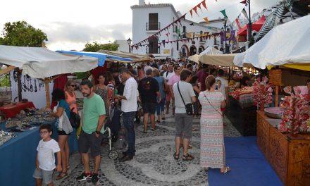 XI Festival de las tres culturas en Frigiliana
