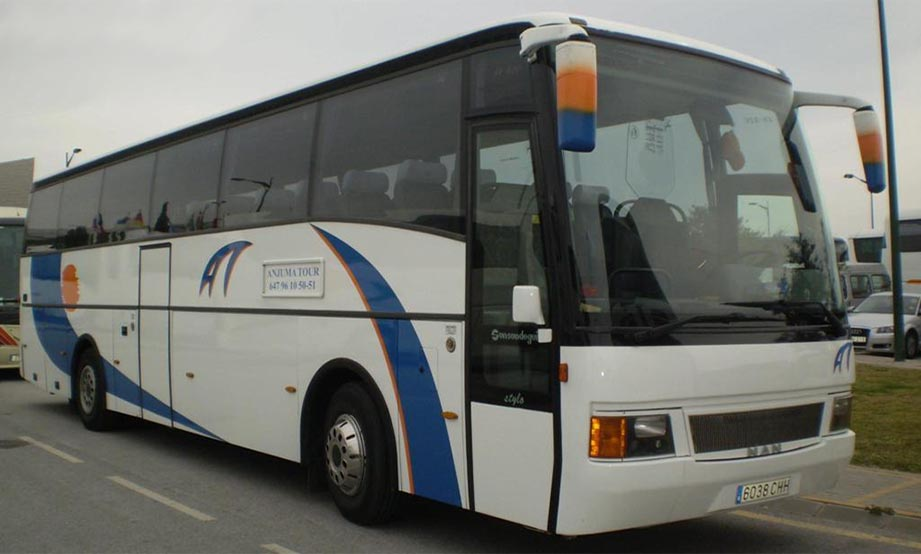 Anjuma Tour S.L.