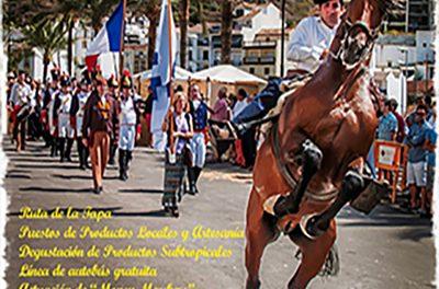 Fiesta de la Quema en Algarrobo