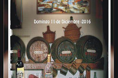 XVII Fiesta del Mosto y la Chachina en Colmenar