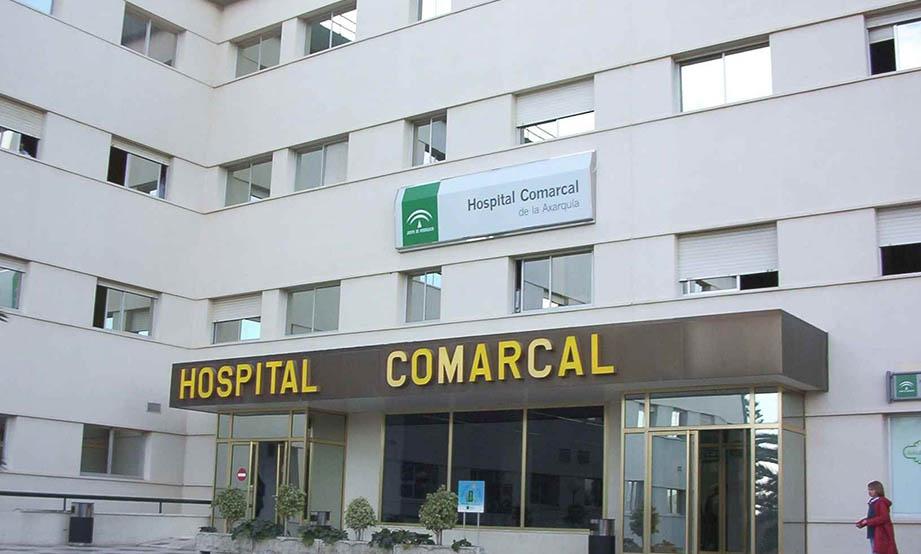 Mejora del área de Paritorio del Hospital Comarcal de la Axarquía