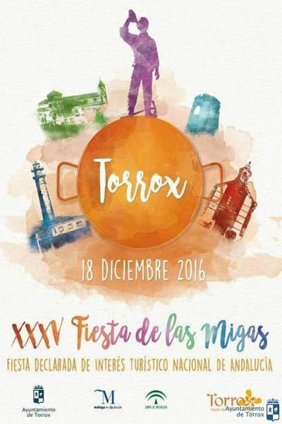 XXXV Fiesta de las Migas en Torrox