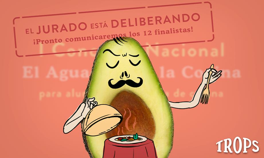 """Concurso Nacional Trops """"El aguacate en la cocina"""""""