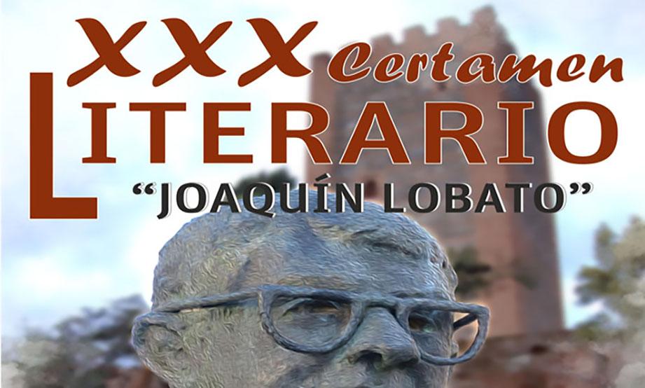 XXX Certamen Literario Joaquín Lobato