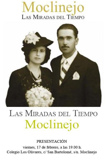 Las miradas del tiempo, presentación en Moclinejo