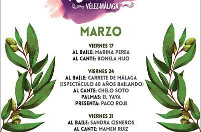 Flamenco Abierto Marzo