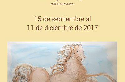 Los Caballos de Dalí – Macharaviaya